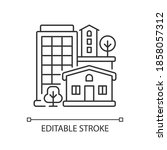 property type pixel perfect... | Shutterstock .eps vector #1858057312