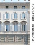 Neoclassical Elevation Of A...