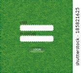 grass login web elements ...
