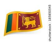 raster version.  national flag... | Shutterstock . vector #185850545