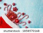 Christmas Hat Of Santa Claus ...
