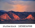 View Of Book Cliffs From...