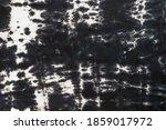Black And White Tie Dye Texture