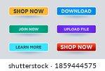 set of vector modern material...   Shutterstock .eps vector #1859444575