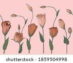 seamless pattern of orange... | Shutterstock .eps vector #1859504998