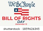 Bill Of Rights Day In The...