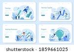 startup web banner or landing... | Shutterstock .eps vector #1859661025