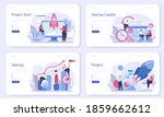 project start web banner or... | Shutterstock .eps vector #1859662612