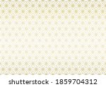 japanese traditional pattern....   Shutterstock .eps vector #1859704312