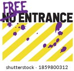 urban street style free... | Shutterstock .eps vector #1859800312