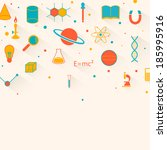 vector illustration of a... | Shutterstock .eps vector #185995916