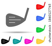 golf club multi color style...