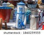 Jug Ewer On Sale Flea Market In ...