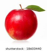 red apple | Shutterstock . vector #18603440