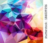 modern design | Shutterstock .eps vector #186039356