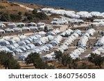 New Temporary Kara Tepe Refugee ...