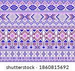 sacral tribal ethnic motifs...   Shutterstock .eps vector #1860815692