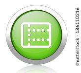 database button | Shutterstock .eps vector #186110216
