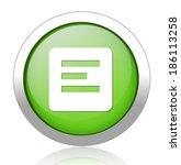 document icon | Shutterstock .eps vector #186113258