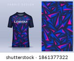 fabric textile for sport t... | Shutterstock .eps vector #1861377322