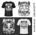 Mouflon Sheep Hunting Club T...
