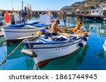 Cetara  Campania  Italy   03 21 ...