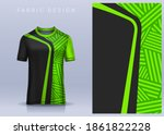 fabric textile for sport t...   Shutterstock .eps vector #1861822228