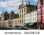 oxford  oxfordshire uk   march... | Shutterstock . vector #186208118