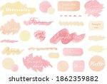 set of colorful illustrations...   Shutterstock .eps vector #1862359882