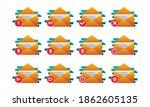 set of e mail symbol. for you...