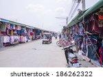 poi pet  thailand   march 19 ...   Shutterstock . vector #186262322