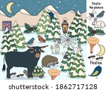 find in the picture. logical... | Shutterstock . vector #1862717128