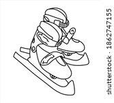 Winter Sports. Skates. Roller...