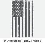 vector grunge vintage american... | Shutterstock .eps vector #1862770858