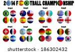 football championship 2014. in  ... | Shutterstock . vector #186302432