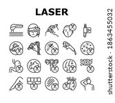 laser therapy service... | Shutterstock .eps vector #1863455032