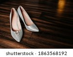 Wedding Shoes With A Wedding...
