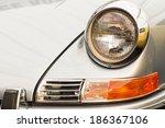 Постер, плакат: Old 1969 Porsche 912