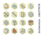 thin line icons for industrial. ...