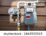 Residential Gas Meter And...