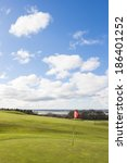 golf green in a sunny day | Shutterstock . vector #186401252