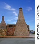 Bottle Kilns At The Gladstone...