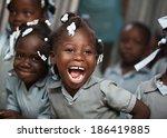 kolminy  haiti   february 12 ...   Shutterstock . vector #186419885