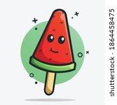 cute watermelon ice cream...