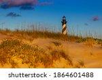 buxton  north carolina   18... | Shutterstock . vector #1864601488