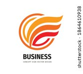 business development concept... | Shutterstock .eps vector #1864610938
