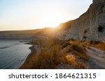 Beautiful Sunset On Cyprus Sea...