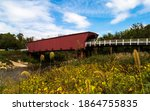 Historic Roseman Covered Bridge ...