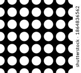 pattern and black circles... | Shutterstock .eps vector #1864836562