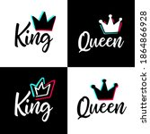 Crown Queen King. Youth Teens...